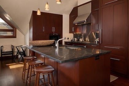 In-Room Kitchen | Solaris Residences