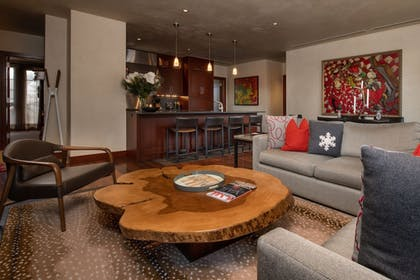 Living Room | Solaris Residences