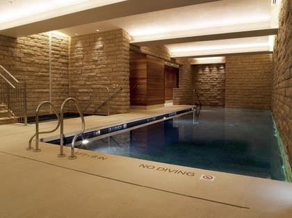 Indoor Pool | Solaris Residences