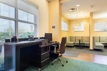 Business Center | Residence Inn Dallas DFW Airport South/Irving