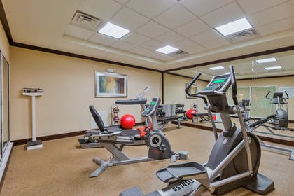 Fitness Facility | Holiday Inn Express & Suites Alpine Southeast
