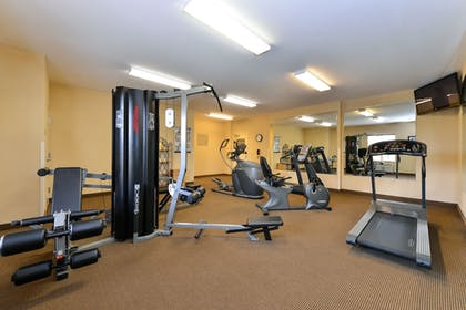 Fitness Facility   Candlewood Suites Elmira Horseheads