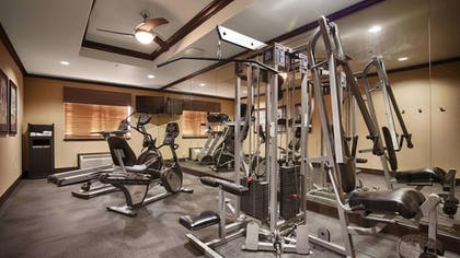 Fitness Facility   Best Western Plus Classic Inn & Suites