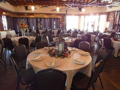 Banquet Hall | The Campbell Hotel on Route 66