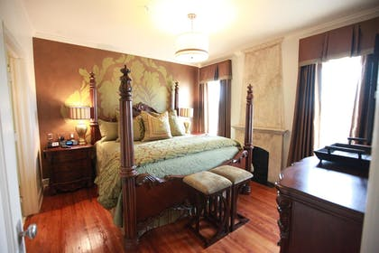 Guestroom | The Campbell Hotel on Route 66