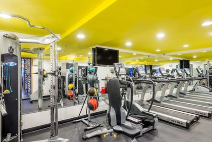 Fitness Facility | TRYP New York City Times Square South