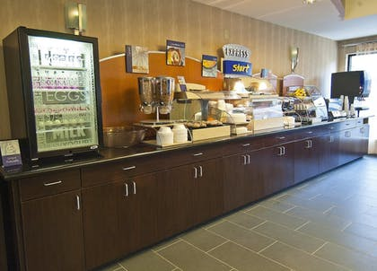 Restaurant   Holiday Inn Express & Suites Jackson / Pearl Intl Airport