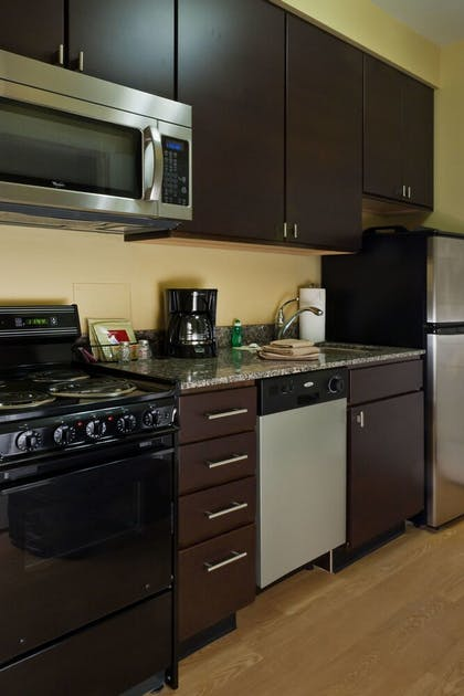 In-Room Kitchen | TownePlace Suites Nashville Airport