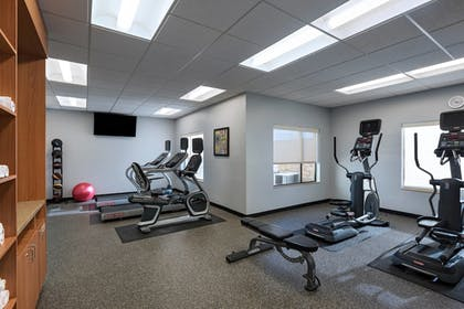 Sports Facility | TownePlace Suites Monroe
