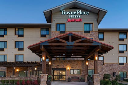 Exterior | TownePlace Suites Monroe