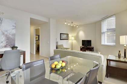In-Room Dining | The Woodward Building