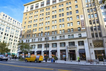 Hotel Front | The Woodward Building