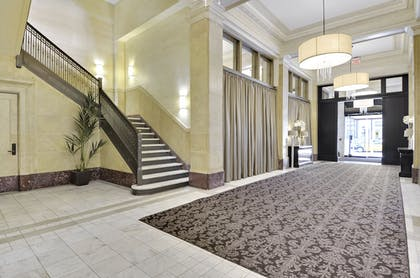 Interior Entrance | The Woodward Building