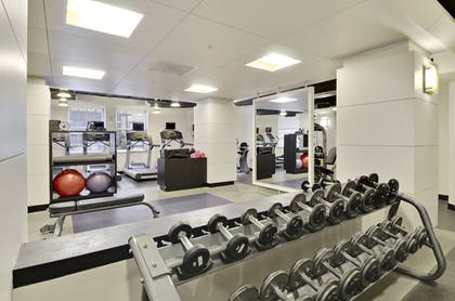 Gym | The Woodward Building