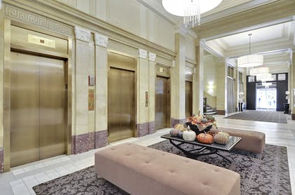 Hotel Interior | The Woodward Building