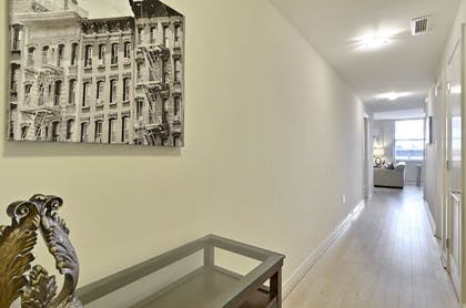 Guestroom View | The Woodward Building