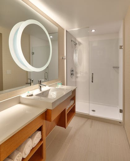 Bathroom | SpringHill Suites by Marriott Salt Lake City Draper