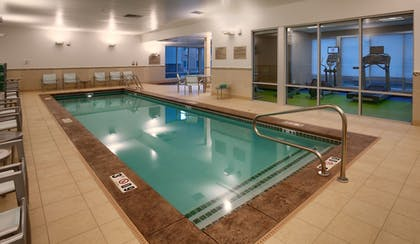 Indoor Pool | SpringHill Suites by Marriott Salt Lake City Draper