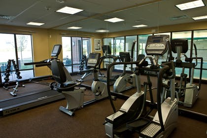 Fitness Facility | Holiday Inn Express Hotel & Suites Lansing-Dimondale