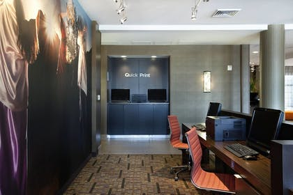Business Center | Courtyard Scottsdale Salt River