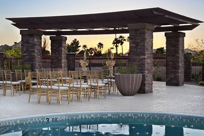 Pool | Courtyard Scottsdale Salt River