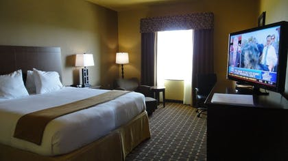Guestroom | Holiday Inn Express and Suites George West