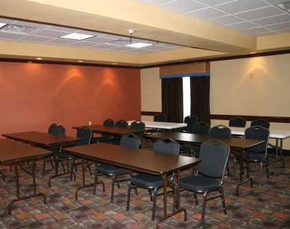 Meeting Facility | Holiday Inn Express and Suites George West