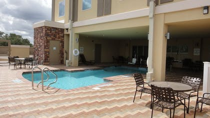 Pool | Holiday Inn Express and Suites George West