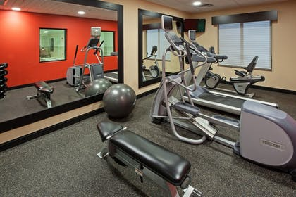 Fitness Facility | Holiday Inn Express and Suites Columbus Edinburgh