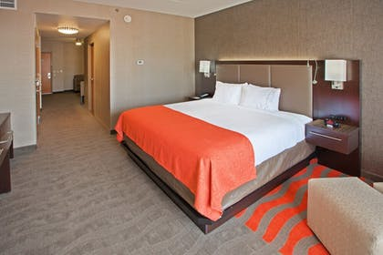 Guestroom | Holiday Inn Express and Suites Columbus Edinburgh
