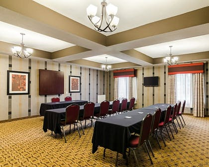 Meeting Facility | Comfort Inn & Suites Lawrence - University Area