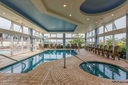 Indoor Pool | Shutters on the Banks