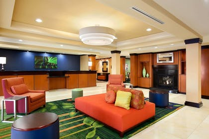 Lobby | Fairfield Inn & Suites Marietta