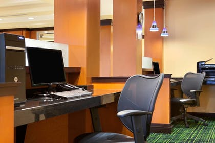 Business Center | Fairfield Inn & Suites Marietta