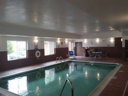 Indoor Pool | Holiday Inn Express & Suites Belle Vernon