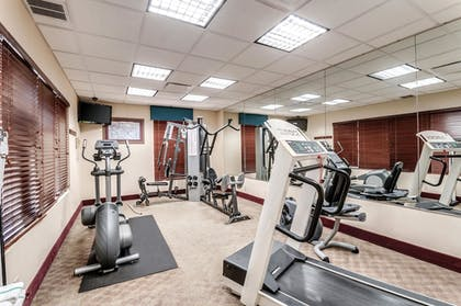 Fitness Facility | Comfort Inn & Suites Edgewood - Aberdeen