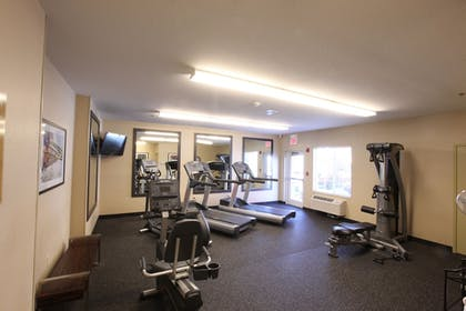 Fitness Facility | Candlewood Suites St Joseph