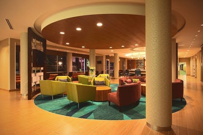 Lobby | SpringHill Suites Philadelphia Valley Forge/King of Prussia