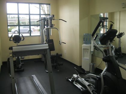 Fitness Facility   Best Western Liberty Inn DuPont