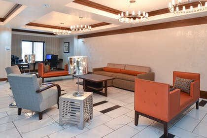 Interior | Holiday Inn Express & Suites Greenfield