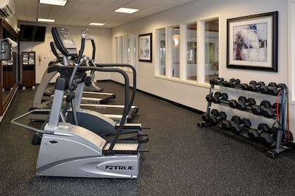 Fitness Facility | Holiday Inn Express & Suites Greenfield