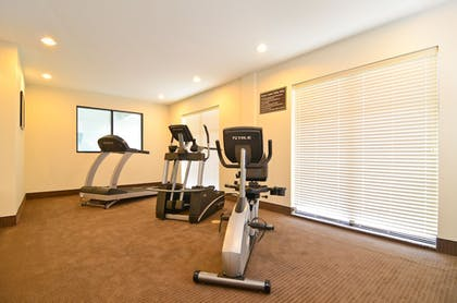 Gym | Sleep Inn & Suites Austin North I-35