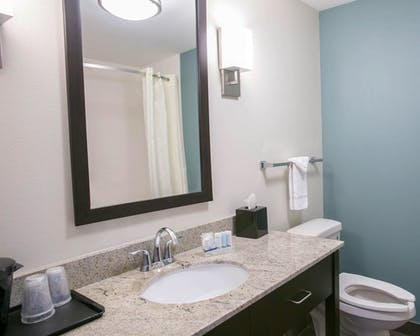 Guestroom | Sleep Inn & Suites Austin North I-35