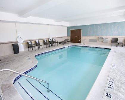 Pool | Sleep Inn & Suites Austin North I-35