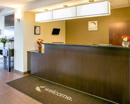 Lobby | Sleep Inn & Suites Austin North I-35