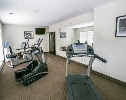 Fitness Facility | Sleep Inn & Suites Austin North I-35