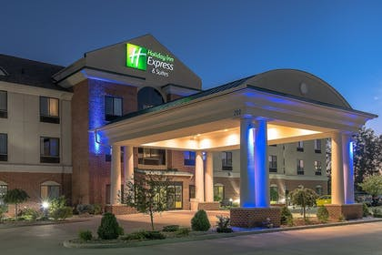 Exterior | Holiday Inn Express & Suites Lafayette East