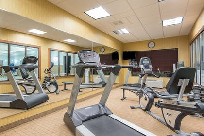 Fitness Facility | Holiday Inn Express & Suites Lafayette East