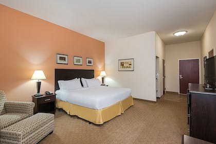 Guestroom | Holiday Inn Express & Suites Lafayette East