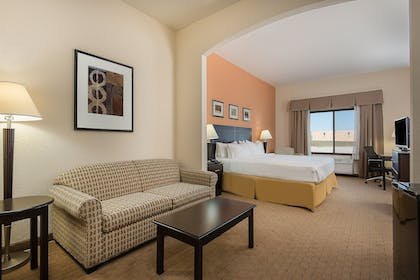 Room | Holiday Inn Express & Suites Lafayette East